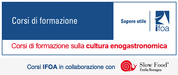 Corsi IFOA in collaborazione con Slow Food Emilia Romagna