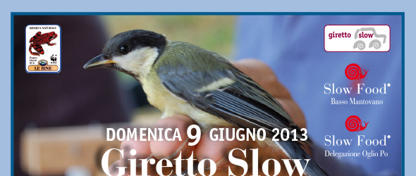 Giretto Slow in bicicletta